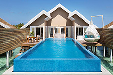 LUX SOUTH ARI ATOLL - Temptation Pool Water Villa