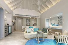 LUX SOUTH ARI ATOLL - Water Villa