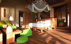 SIX SENSES LAAMU - Ocean Water Villa