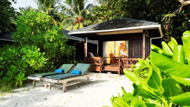 ROYAL ISLAND RESORT & SPA - Beach Villa DBL/TWN