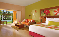 Secrets Royal Beach Punta Cana - Adults Only Preferred  Club Junior Suite Pool View