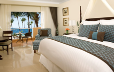 Dreams Palm Beach Punta Cana Preferred Club Deluxe Tropical View