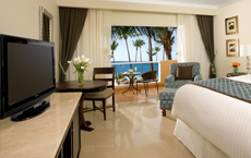 Dreams Palm Beach Punta Cana Preferred Club Deluxe Jacuzzi Ocean View