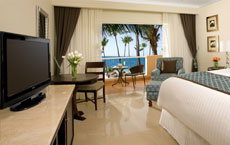 Dreams Palm Beach Punta Cana Preferred Club Deluxe Jacuzzi Tropical View