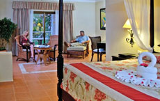 Luxury Bahia Principe Ambar (blue) - Adults Only Junior Suite Deluxe