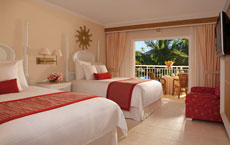 Dreams Punta Cana Resort & Spa Preferred Club Deluxe Family Room