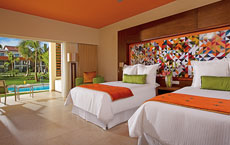 Breathless Punta Cana - Adults Only Allure Junior Suite Swim Up