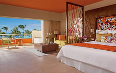 Breathless Punta Cana - Adults Only Xhale Club Jr Suite Partial Ocean View
