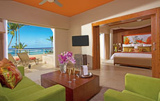 Breathless Punta Cana - Adults Only Xhale Club Master Suite Ocean Front