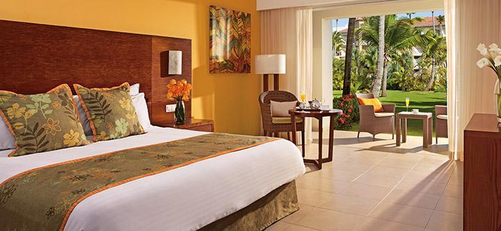 Now Larimar Punta Cana Deluxe Garden View