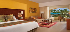 Now Larimar Punta Cana Preferred Club Partial Ocean View