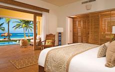 Zoetry Agua Punta Cana Junior Suite Ocean Front  Deluxe