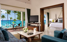 Hilton La Romana - Adults Only (ex Dreams La Romana) Preferred Club Honeymoon Suite Ocean Front