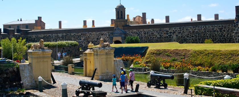 Atractii Castelul Bunei Sperante Africa de Sud - vezi vacantele
