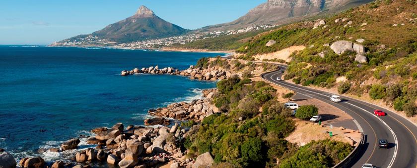 Atractii Drumul Gradinilor Africa de Sud - vezi vacantele