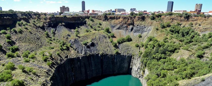 Atractii Kimberley Africa de Sud - vezi vacantele