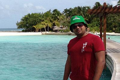 Specialist Maldive HARDIK