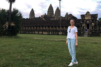 Specialist Cambodgia ANDREEA