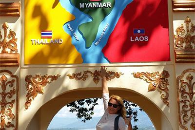Specialist Laos CRISTINA