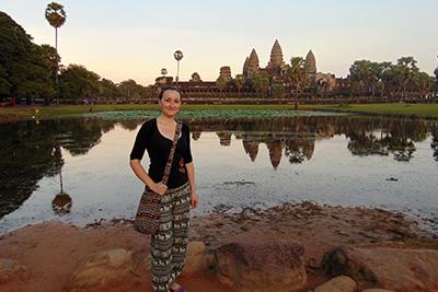 Specialist Cambodgia STEFANIA