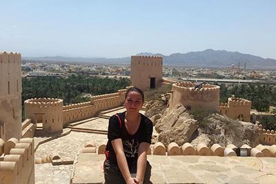 Specialist Oman STEFANIA