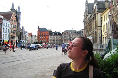 Specialist Belgia IRINA