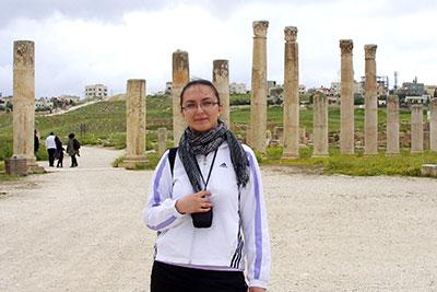 Specialist Iordania ALEXANDRA
