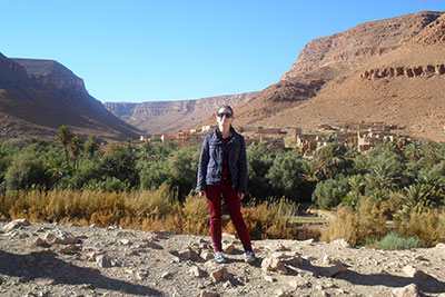 Specialist Maroc CLAUDIA