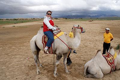 Specialist Mongolia DANIELA