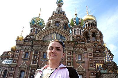 Specialist Rusia DANIELA