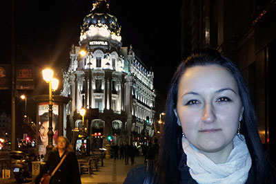 Specialist Spania STEFANIA