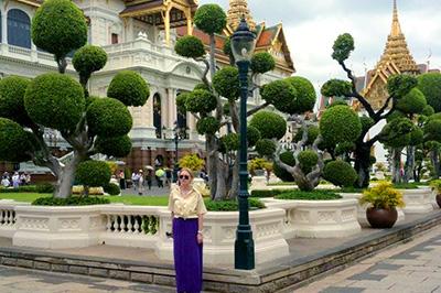 Specialist Thailanda ANDREEA