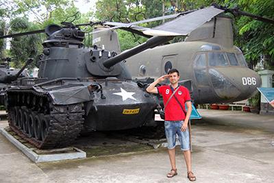 Specialist Vietnam ANDREI