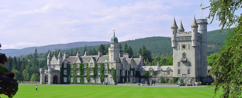 Atractii Castelul Balmoral Anglia & Scotia - vezi vacantele