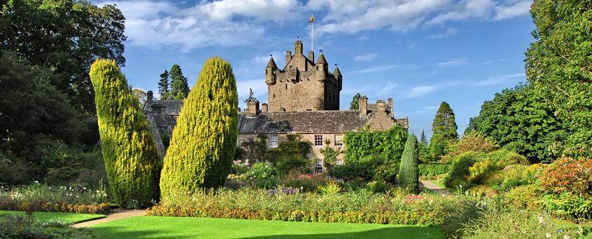 Atractii Castelul Cawdor Anglia & Scotia - vezi vacantele