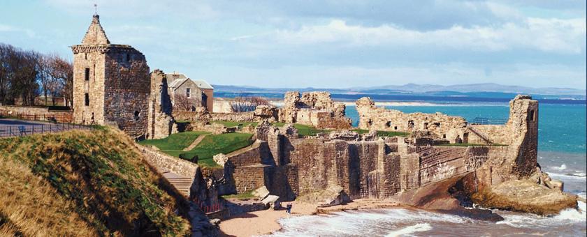 Atractii Castelul St Andrew Anglia & Scotia - vezi vacantele