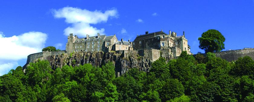 Atractii Castelul Stirling Anglia & Scotia - vezi vacantele