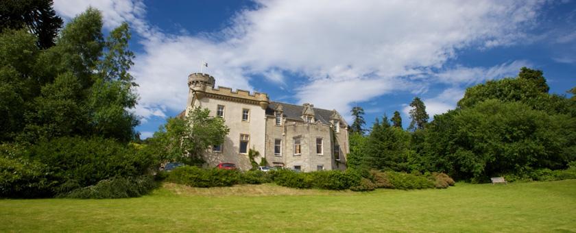 Atractii Castelul Tulloch Anglia & Scotia - vezi vacantele