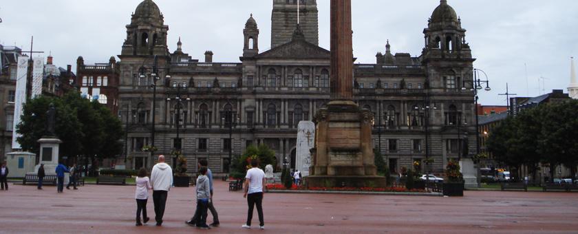 Atractii Glasgow Anglia & Scotia - vezi vacantele