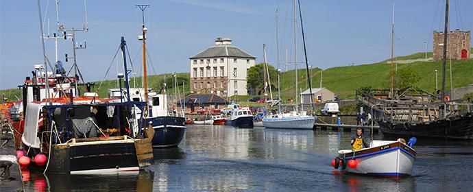 Atractii Insula Orkney Anglia & Scotia - vezi vacantele