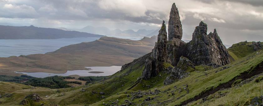 Atractii Insula Skye Anglia & Scotia - vezi vacantele