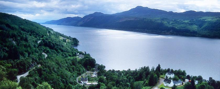 Atractii Loch Ness Anglia & Scotia - vezi vacantele