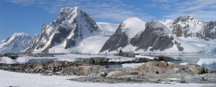 Atractii Insula Petermann Antarctica - vezi vacantele