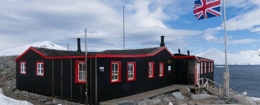Atractii Port Lockroy Antarctica - vezi vacantele