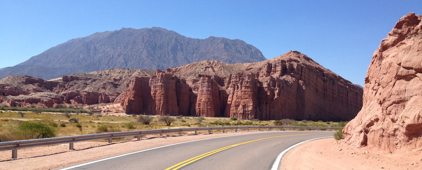 Atractii Quebrada de Cafayate Argentina - vezi vacantele