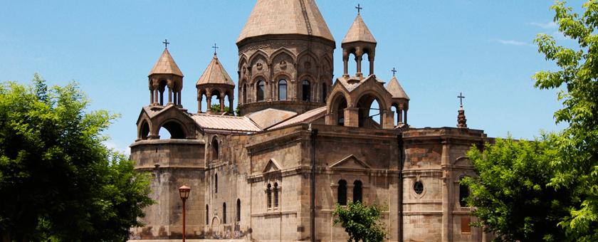 Atractii Echmiadzin Armenia - vezi vacantele
