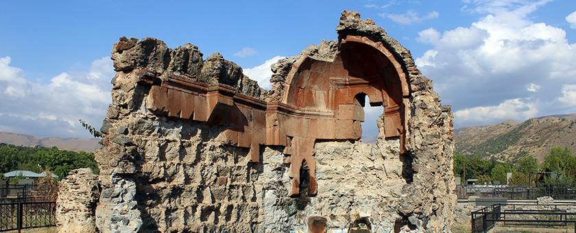 Atractii Templul Garni Armenia - vezi vacantele