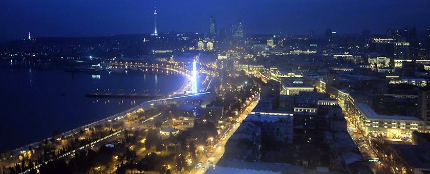 Atractii Baku Azerbaidjan - vezi vacantele