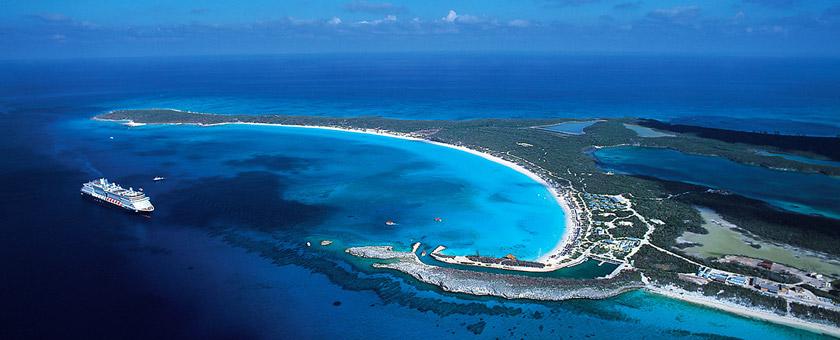 Atractii Insula Half Moon Cay Bahamas - vezi vacantele