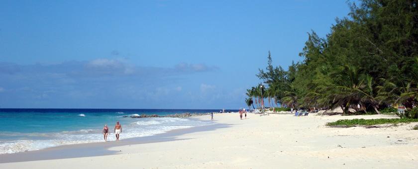 plaja la Bougainvillea Beach Resort, Barbados Poza realizata de Daniela Shah, septembrie 2009